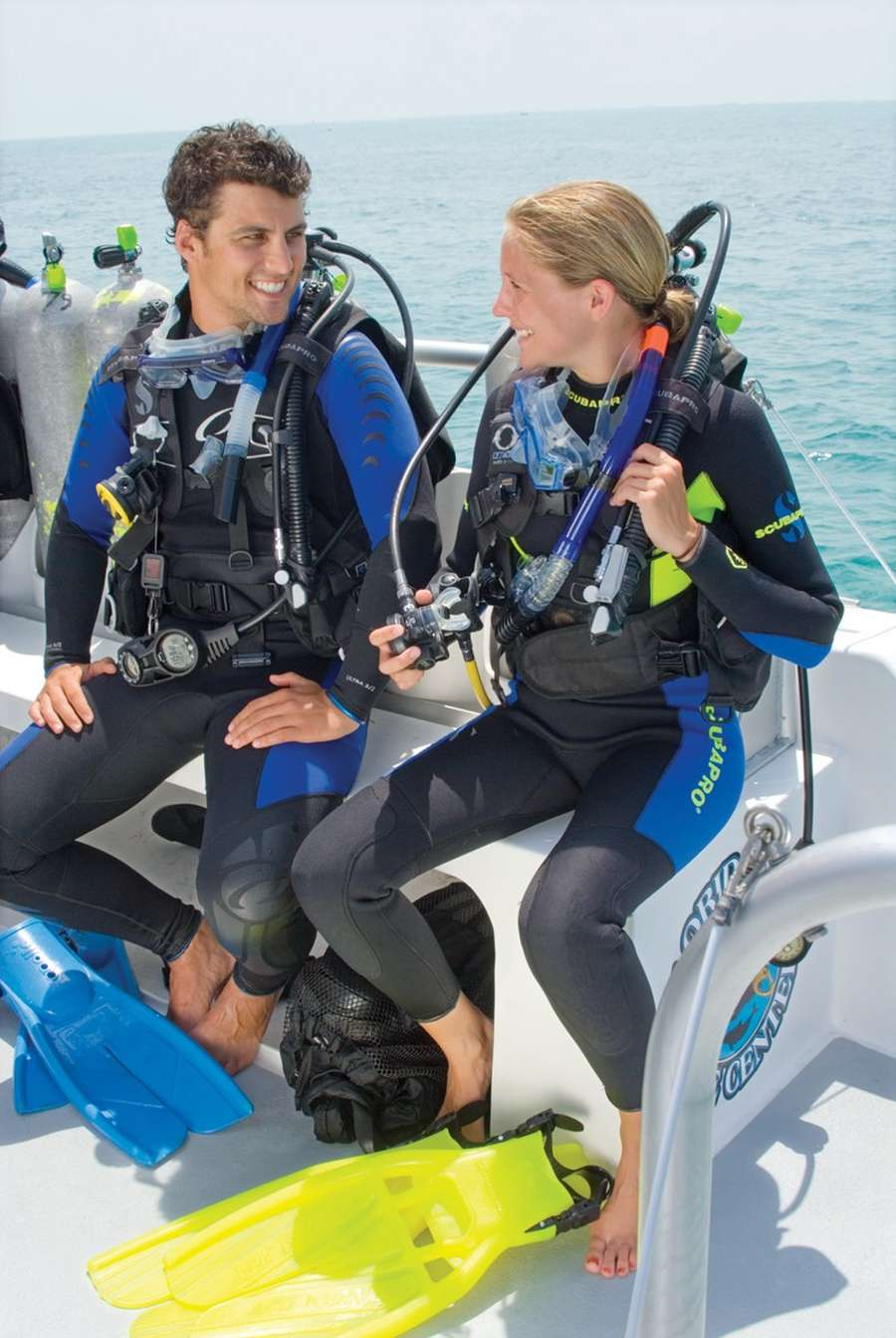 Scuba Review (Refresher)